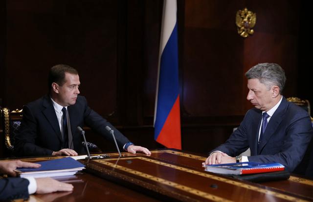 مدفيديف يؤكد أهمية تحقيق الاستقرار في أوكرانيا