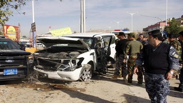 60 قتيلا وجريحا حصيلة عمليات إرهابية في العراق