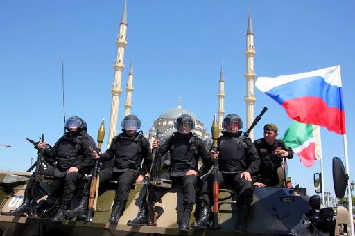قادروف: تدريب مجموعات مكافحة الارهاب في الشيشان بات ملحا على خلفية الازمة السورية