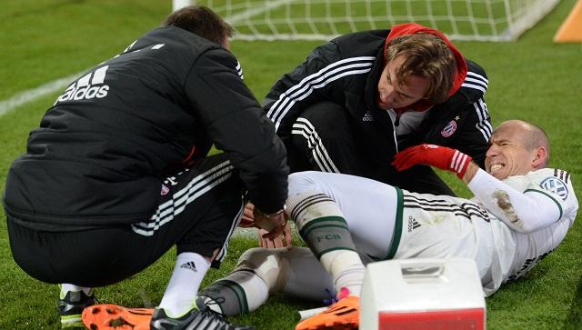 بايرن ميونيخ يكسب مباراته ضد أوغسبورغ في كأس ألمانيا ويخسر روبين