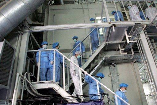 واشنطن تتطلع الى حث طهران على تفكيك جزئي لمفاعل آراك النووي