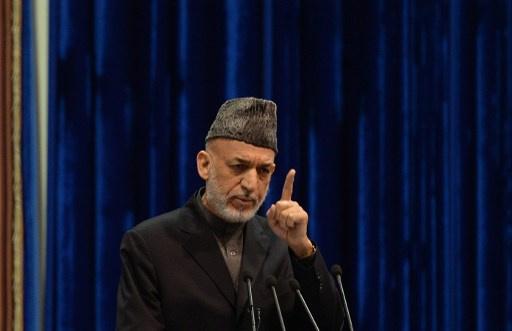 الرئاسة الأفغانية: كرزاي لن يسمح بتوقيع اتفاقية الأمن مع واشنطن قبل تنفيذ مطالبه