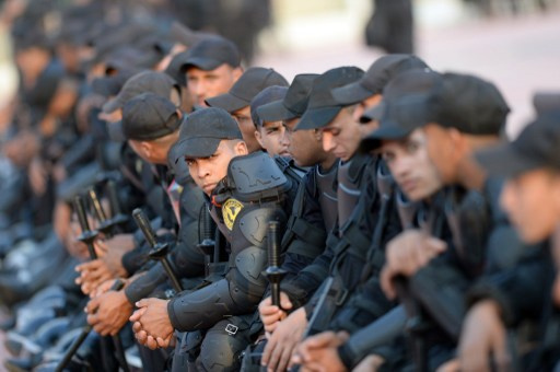الشرطة المصرية تقبض على 26 متهماً بارتكاب اعمال عنف وشغب في المنيا