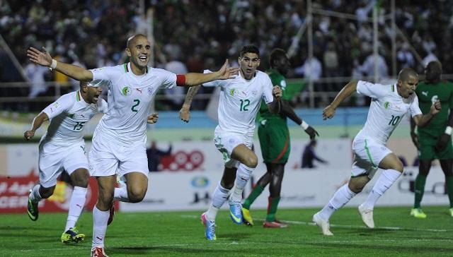 الجزائري بوقرة يصوت لريبيري للفوز بالكرة الذهبية