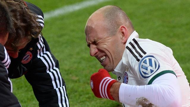 بايرن ميونيخ يفتقد لجهود روبن في مونديال الأندية بالمغرب