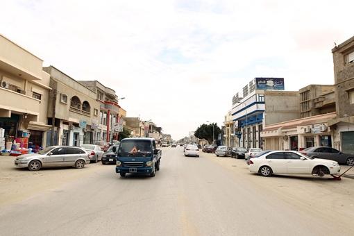اغتيال مدرس أمريكي في بنغازي عندما كان يمارس رياضته الصباحية