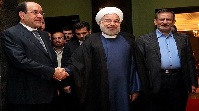روحاني: العراق شريك استراتيجي لإيران