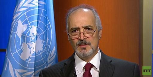 الجعفري لـRT: هناك تصعيد سعودي استخباراتي ارهابي في سورية بعد تحديد موعد جنيف-2