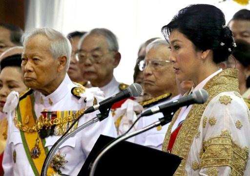 حكومة تايلاند ترفض التفاوض مع زعيم المعارضة وتحذر المتظاهرين