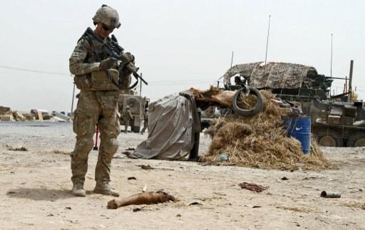 سقوط 30 شخصا بين قتيل وجريح في هجوم انتحاري بجنوب أفغانستان