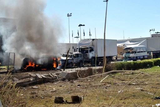 وزارة الخارجية الروسية: موسكو تشجب العمل الارهابي في صنعاء وتعلن تضامنها مع القيادة اليمنية في مكافحة التطرف