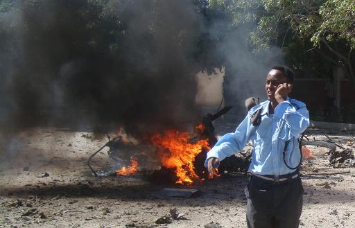 مقتل برلماني صومالي في تفجير سيارة امام القصر الرئاسي في مقديشو