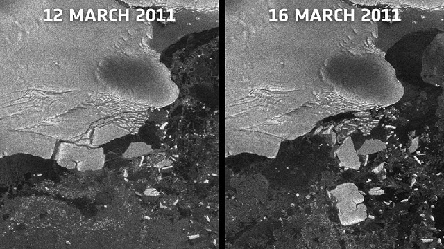 دراسة حديثة: تسونامي اليابان عام 2011 حدث بسبب أكبر انشقاق تم تسجيله في طبقات الأرض