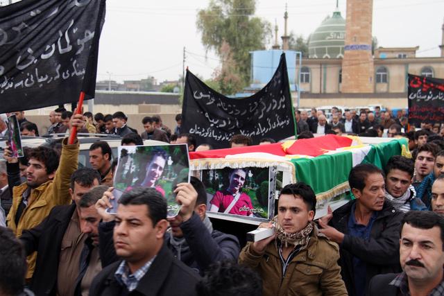 اغتيال صحفي كان يحقق في قضايا الفساد بكردستان العراق