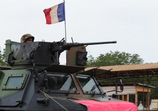 القوات الفرنسية تبدأ التوغل من عاصمة افريقيا الوسطى باتجاه عمق البلاد