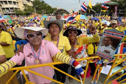 السلطات التايلاندية تستعد لمواجهة تظاهرات جديدة مطالبة باطاحة الحكومة الحالية