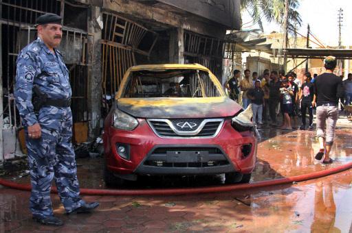 مراسلنا: انفجار في منطقة الدورة جنوب بغداد