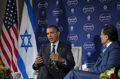 اوباما: التزامنا بأمن اسرائيل شيء مقدس