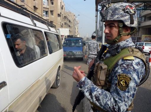 مسلحون يقتلون 9 اشخاص في هجومهم على محال لبيع الخمور في بغداد