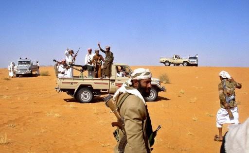 مناوشات على الحدود اليمنية ـ السعودية