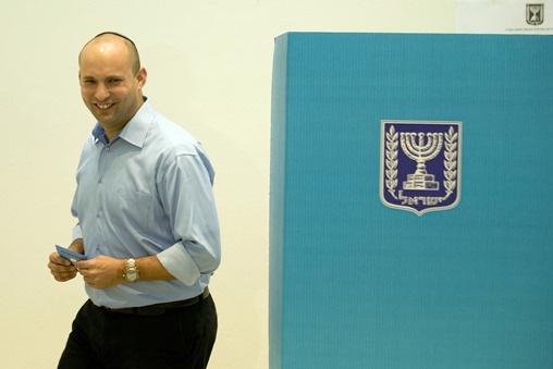 وزير الاقتصاد الإسرائيلي يدعو إلى ضم جزء من أراضي الضفة لإسرائيل