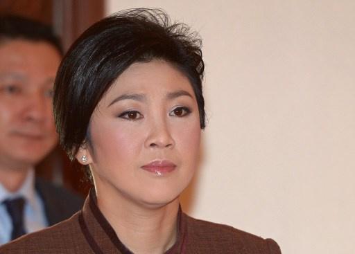 رئيسة الوزراء التايلاندية تعلن حل البرلمان واستقالة الحكومة