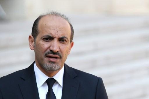 الجربا يعرب عن قلقه من التقارب الأمريكي الإيراني