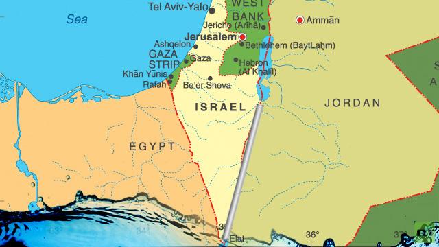إسرائيل توقع مع الأردن وفلسطين اتفاقا لمد أنابيب بين البحرين الأحمر والميت