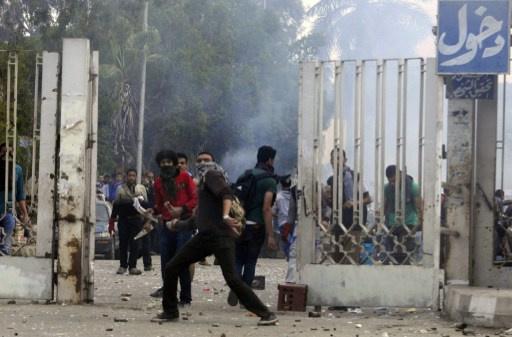 وزير الداخلية المصري: الإخوان يخططون لنشر الفوضي باستخدام الطلاب المغيبين فكريا