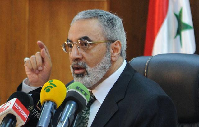 الزعبي: لن نذهب الى جنيف لتسليم السلطة للإخوان أو لمن يمثل قطر أو تركيا والسعودية