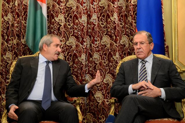 الخارجية الروسية: لافروف وجودة ركزا على الوضع في سورية و