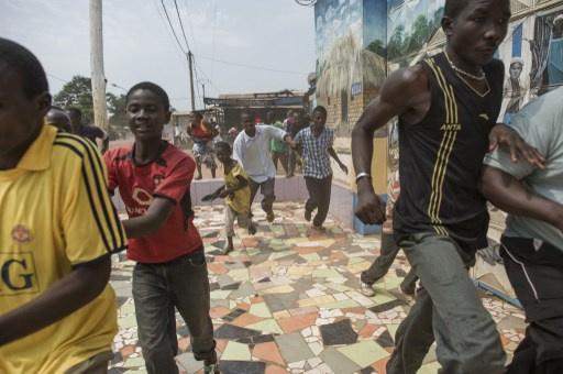 أوباما يدعو مواطني جمهورية إفريقيا الوسطى إلى نبذ الكراهية والسعي للمصالحة
