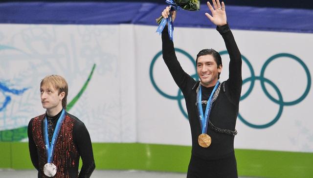 الأمريكي لايساتشيك البطل الأولمبي للتزحلق الفني على الجليد يغيب عن أولمبياد سوتشي