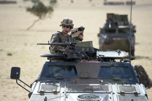 الجيش الفرنسي يقتل 19 مسلحا في عملية عسكرية شمال مالي