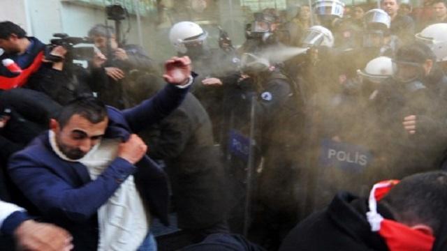 توجيه اتهامات لـ255 شخصا شاركوا في تظاهرات الصيف الماضي بتركيا