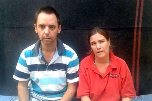 الإفراج عن صحفية هولندية وزوجها في اليمن مختطفين منذ 6 أشهر