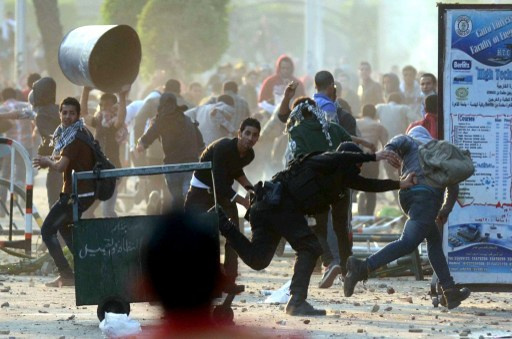 حبس 18 طالبا من جامعة الأزهر 15 يوما على ذمة التحقيق في أحداث شغب