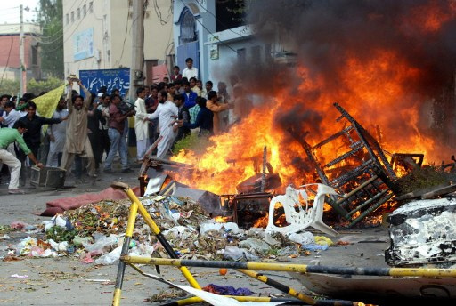مقتل شخص وإصابة 3 آخرين في حادث عنف طائفي في باكستان