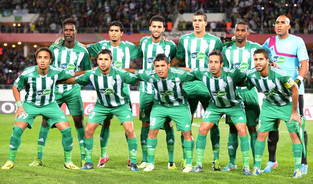 الرجاء البيضاوي يقص شريط كأس العالم للأندية بالفوز على أوكلاند سيتي