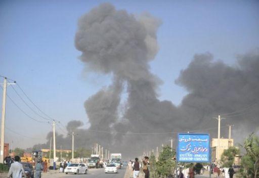 شرطة كابول: الانفجار قرب مقر الناتو ناتج عن حادث عرضي في مخزن للأسلحة