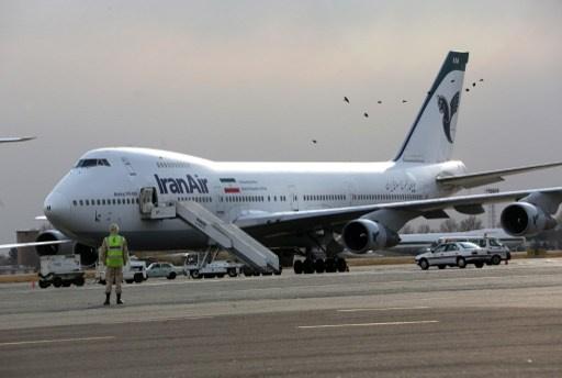 واشنطن تتهم أشخاصا وشركات بمساعدة شركة طيران إيرانية في خرق العقوبات الأمريكية
