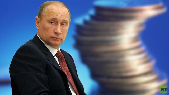 بوتين: الاقتصاد الروسي يدخل ضمن أكبر خمسة اقتصادات عالمية وفقا لحجم الناتج المحلي الإجمالي