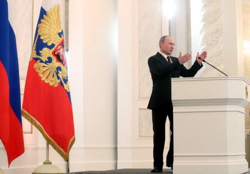 بوتين: يجب الدفاع عن الوفاق الوطني في روسيا.. ولا يجوز المساس بالمبادئ الأساسية للدستور