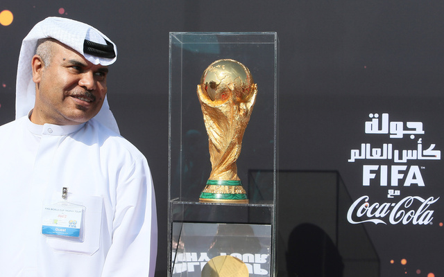 كأس العالم يحل ضيفا على الدوحة