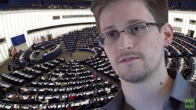 المحافظون يرفضون ظهور سنودن بالفيديو أمام البرلمان الأوروبي