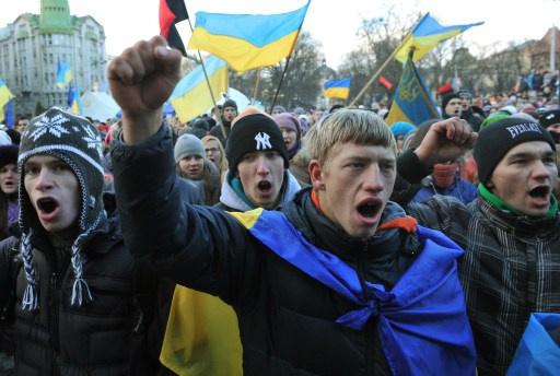 الأزمة الأوكرانية في ميزان استطلاع الرأي