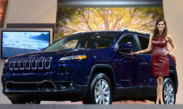 تعرف على السيارات المرشحة لجائزة العام 2014 في أمريكا الشمالية