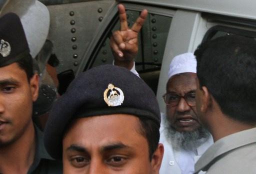 المحكمة العليا في بنغلادش تؤيد حكم الإعدام الصادر بحق القيادي السابق عبد القادر ملا