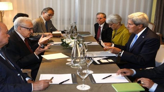 مصادر دبلوماسية: توجيه الدعوات إلى