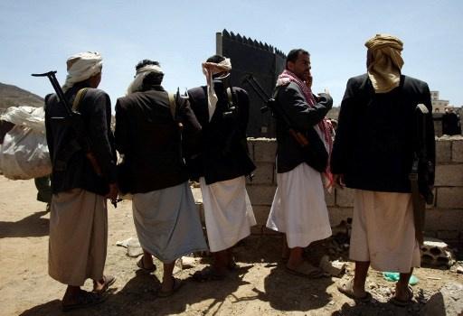 مقتل 15 مدنيا في غارة جوية استهدفت خطأ موكب زفاف وسط اليمن